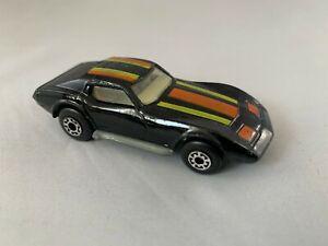MATCHBOX-SUPERFAST-1979-Chevrolet-Corvette-Diecast-DA-COLLEZIONE-OTTIMO