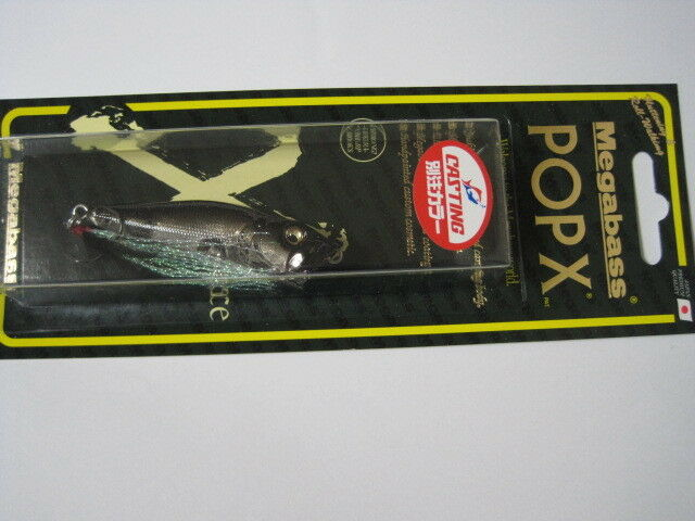 Megabass ito POPX HIKARINO PAGEANT Coloreee EVENT Limited Coloreee NIP    POPX