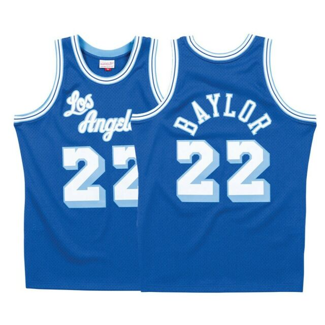 ca014acb0b9 Mitchell   Ness Elgin Baylor Los Angeles Lakers Royal 1960-61 Hardwood  Classics