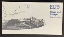 FI1a 1981 Spitfire Lancaster Military Aircraft Folded Booklet - Cyl B5