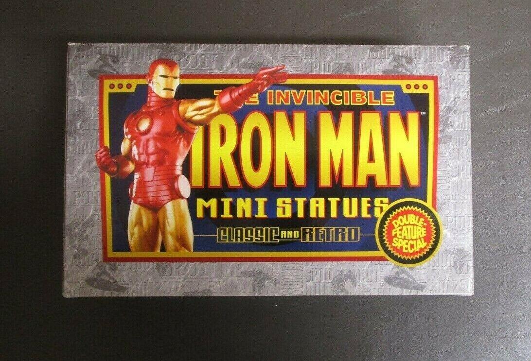 Iron uomo  Retro & classeeic Mini Statue BOWEN DESIGNS Limited edizione  5000 GV  risparmia il 50% -75% di sconto