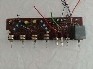Onkyo-TX-6500-MKII-Pre-amplifier-Board-Part-25130500-Taken-From-Working-Unit
