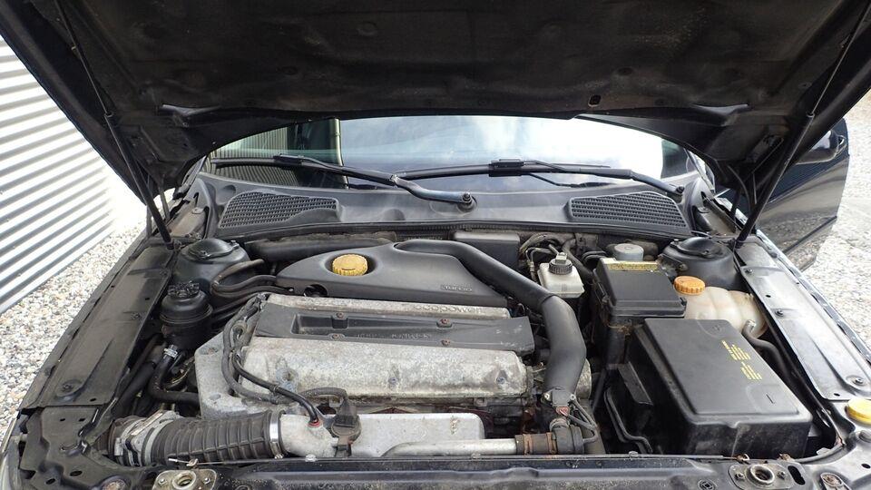 Saab 9-5 2,0 t Sport Sedan Hirsch aut. Benzin aut.
