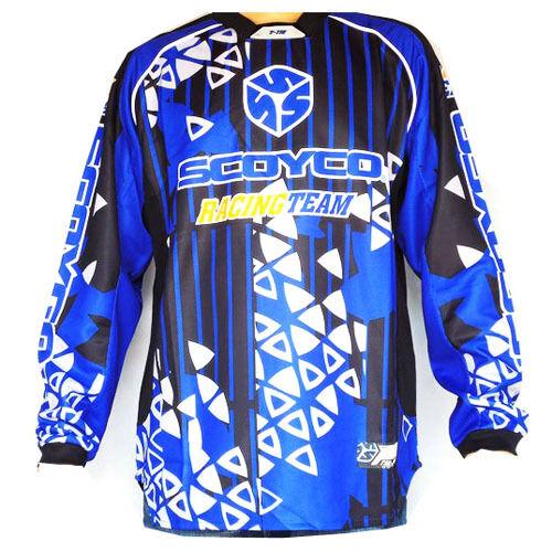 Motorcycle Motocross MX BMX Shirts BIKE JERSEY S M L XL Black Blue Red Orange