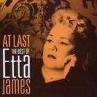 at Last The Best of Etta James 886978466129 CD