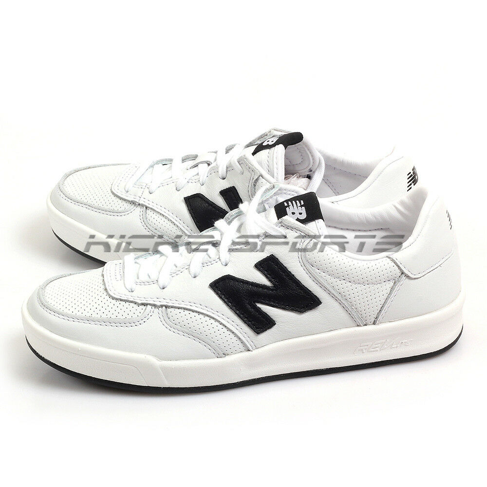 New Balance CRT300LC D White & Black Classic Casual Lifestyle shoes Unisex NB