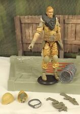GI JOE 25th POC Dusty v14 desert combat specialist 2010 Pursuit of Cobra