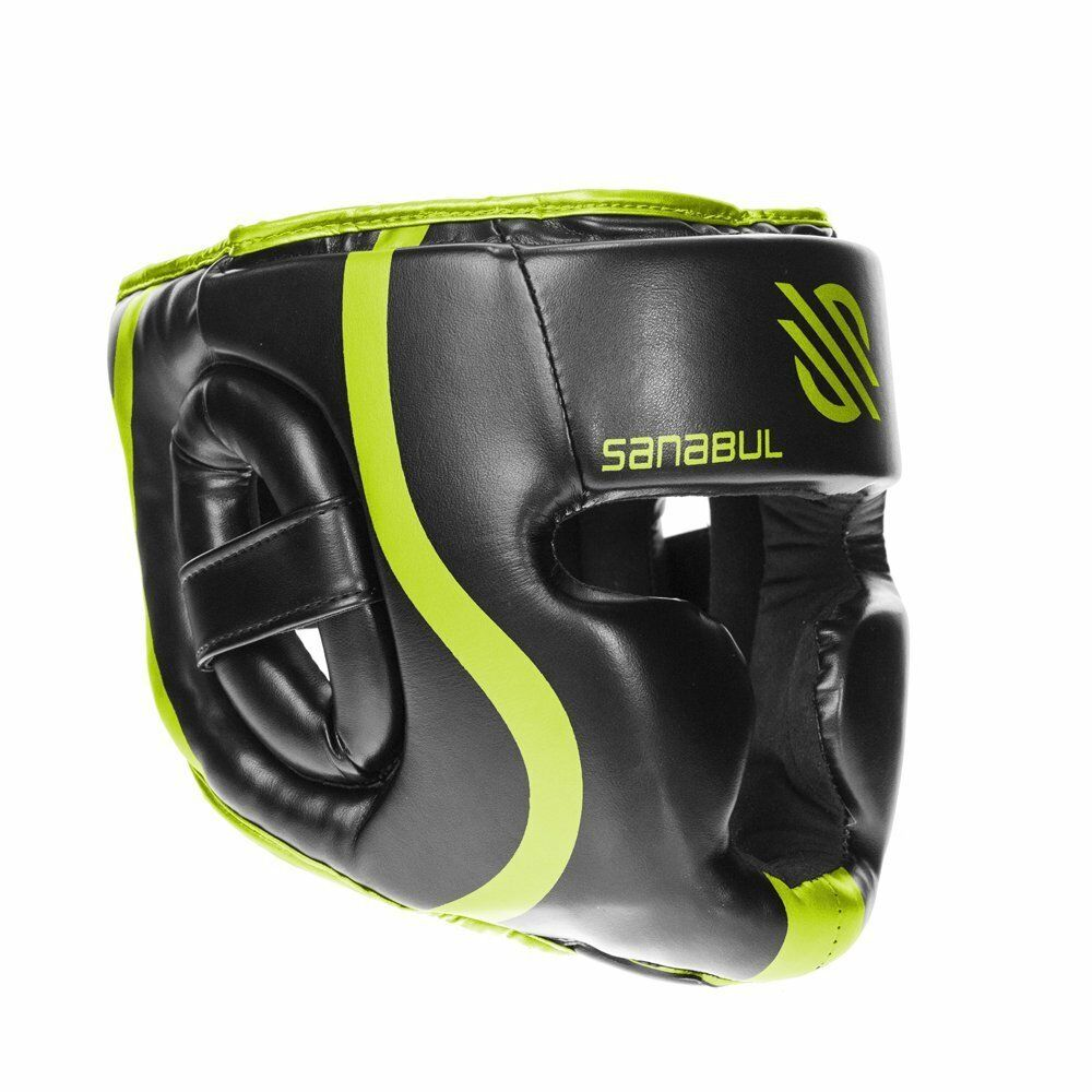 Fighting Head Gear Sparring Headgear  Training Guard Set Boxing Helmet Headguard  credit guarantee