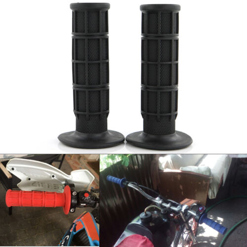"""For Honda CR250R CR125R CR500R 22mm 7//8/"""" Motorcycle Soft Rubber Hand Grips"""