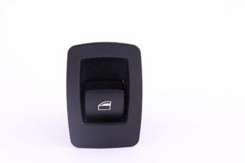 BMW 5 X3 Series E60 E61 LCI E83 Window Lifter Switch Schwarz Black 9113773
