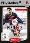 FIFA 14 - Legacy Edition Platinum (Sony PlayStation 2, 2014, DVD-Box)