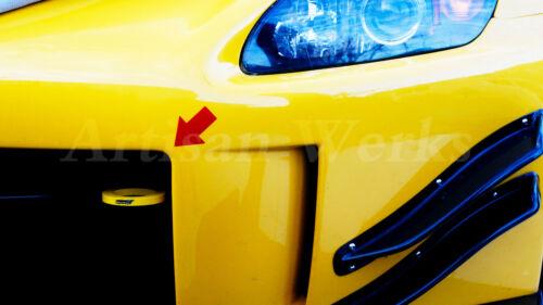 2 Tow Hook Arrow Vinyl Decal Stickers NEW JDM TREND race drift track cars