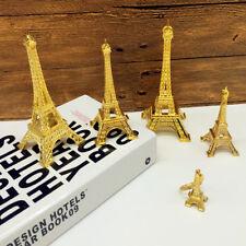 Item 2 Table Statue Figurine Paris Eiffel Tower Home Office Christmas Gift Decoration