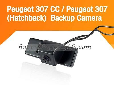 Vehicle Electronics & Gps Consumer Electronics Frank Car Rear View Camera For Peugeot 307 Cc Back Up Reversing Cameras