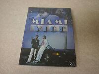 Miami Vice First Season 1 Dvd Set Sealed