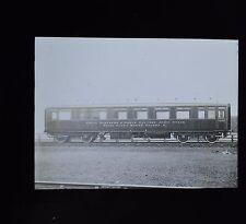 Magic Lantern Slide Photo Railway Great Northern & North Eastern Third Class
