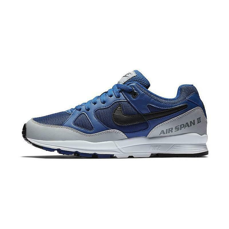 New in box Nike AIR SPAN II AH8047-402 · Nike Sneakers sz mens 10 or 13 bluee