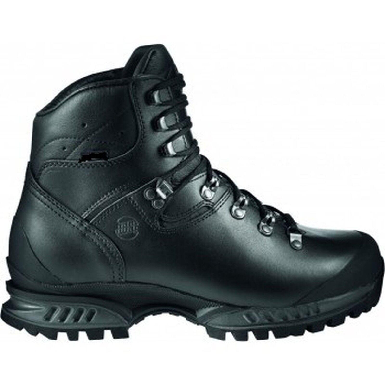 Hanwag zapatos de montaña  Tatra Lady cuero tamaño 7,5 - 41,5 negro