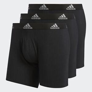adidas Stretched Boxer Briefs 3 Pairs Men's Underwear