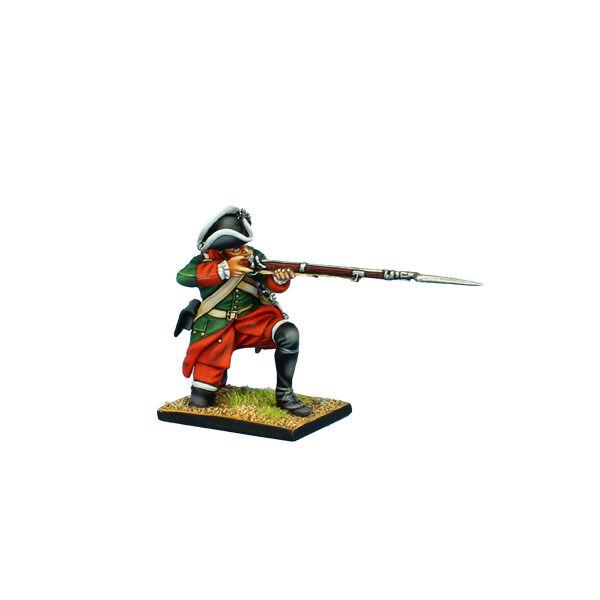 First Legion  Seven Years War, SYW037 Russian Apsheronsky Musketeers Firing