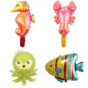 1pc-Mini-Sea-Horse-Shark-Pesce-pagliaccio-animale-palloncini-per-la-festa-diYBH