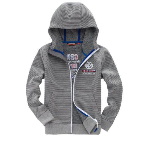 Textured Tops Sweatshirt Hoodie Hooded Zip Bond gebreide Pullover jas up Mens 8qISw7d8