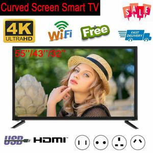 55-POLLICI-SMART-TV-4K-HD-LED-HDMI-HD-Di-Rete-Wifi-USB-AUDIO-VIDEO-VGA-per-la-televisione-Android