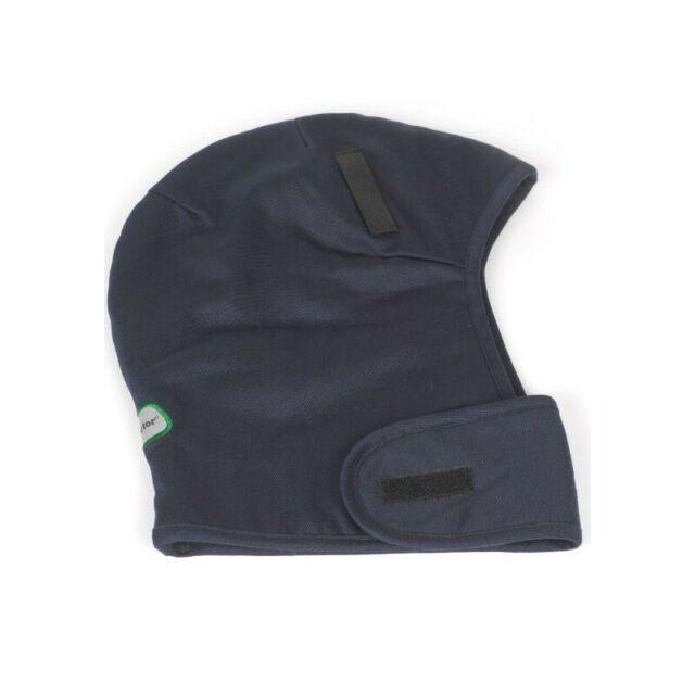 Grey Scott HXZH//E Protector Zero Hood Thinsulate Winter Safety Helmet