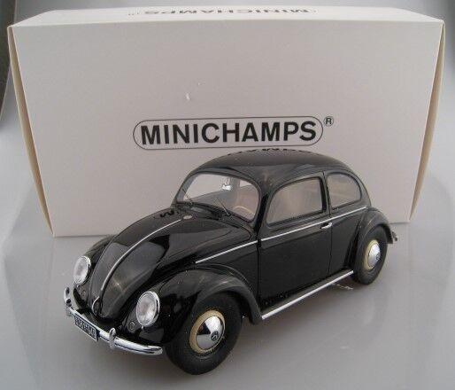 VOLKSWAGEN 1200 BISCOTTO finestra MAGGIOLINO 1949 Minichamps 1 18 NUOVO OVP