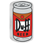 Tuvalu-1-Dollar-2019-Duff-Beer-Die-Simpsons-1-Oz-Silber-PP Indexbild 2