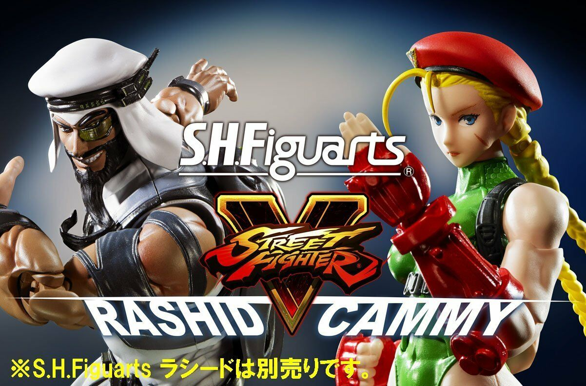 Bandai Fighter S.H.Figuarts Street Fighter Bandai V Cammy Japan version a0d6e7