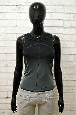 Acquista A Buon Mercato Maglia Diesel Donna Taglia Size M Maglietta Canotta Shirt Woman Cotone Slim Fit Bello E Affascinante