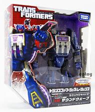 Takara Tomy Transformers Generations TG-13 Soundwave & Laserbeak