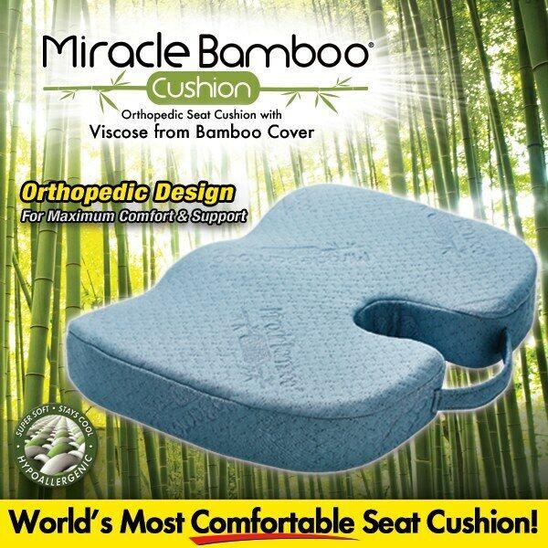 As Seen On Tv Bamboo Pillow