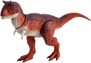 Jurassic World Action Attaque Carnotaurus Figure