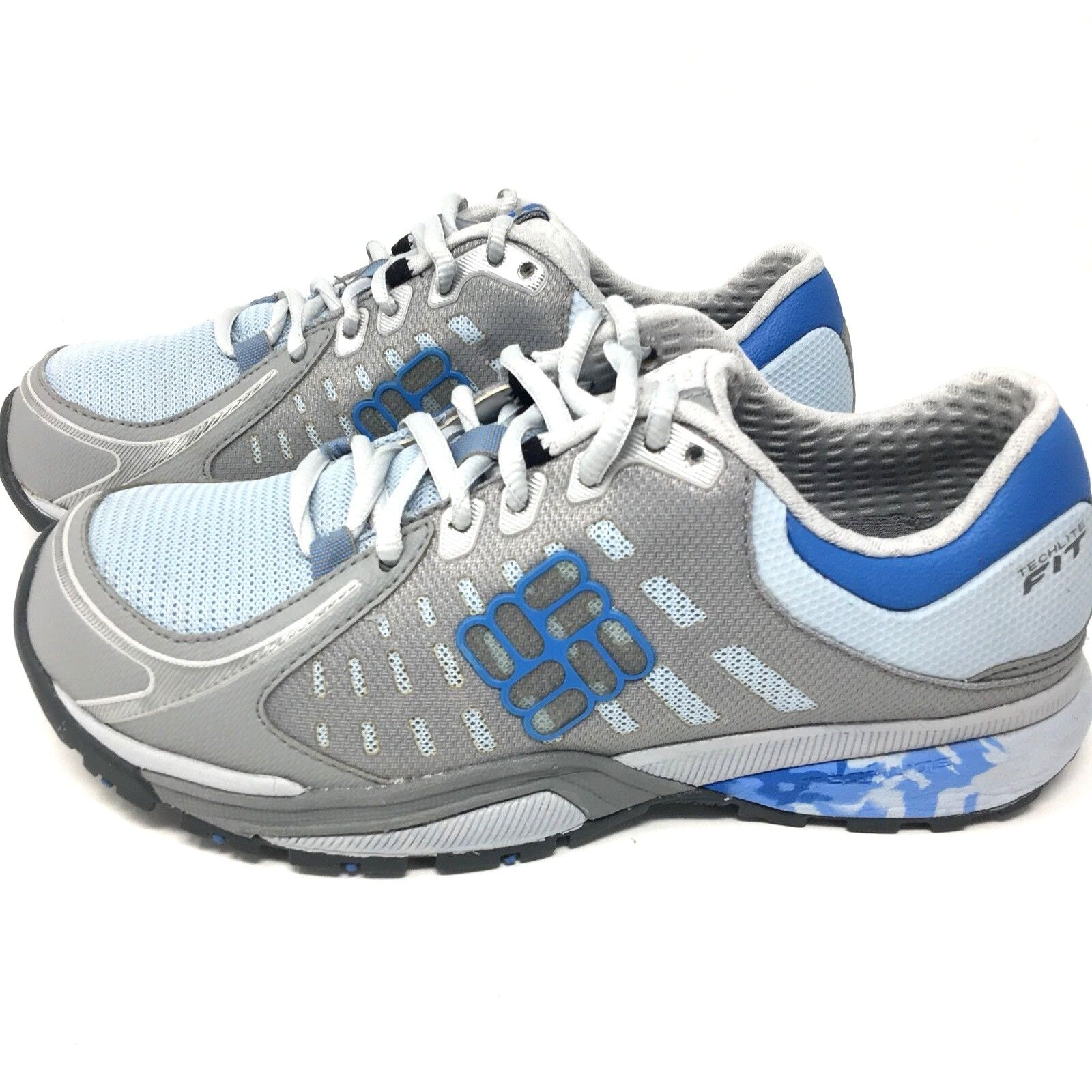 COLUMBIA PeakFreak Low Hiking Trail Women shoes Sneakers Sz 7.5 M  160 BL3749