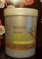 Salerm Wheat Germ Conditioning Treatment (mascarilla Capilar) 33.7 Oz (1 Liter)