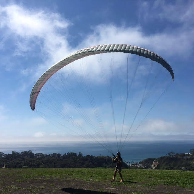 USED Ozone Viper 18 Power Glider for Paramotoring, Powered Paraglider, PPG.
