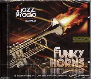 FUNKY-HORNS-BOTTI-ADAMS-US3-DULFER-Q-JONES-CD-sealed-Jazz-RADIO