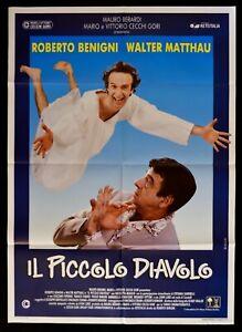 Poster Die Klein Teufel Roberto Benigni Walter Matthau M66
