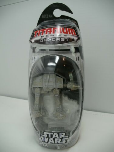 "STAR WARS TITANIUM SERIES DIE CAST 3-4/"" VEHICLES  CHOICE  ~ MOC MORE ADDED"