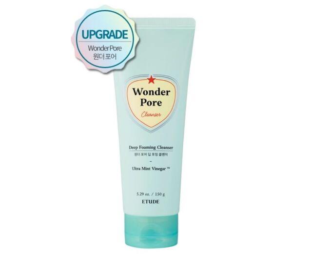 [ETUDE HOUSE]  Wonder Pore Deep Foaming Cleanser  / 150g