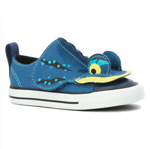 5d0a496c47c6 Image is loading CONVERSE-INFANTS-TODDLERS-OCEAN-MIDNIGHT-HOUR-BLUE-CHUCK-