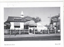 "*Postcard-""The Hitching Post/Wedding Chapel"" @ Reno, Nevada (#88)"