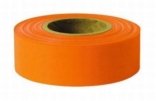x 300 ft Swanson RFTOR300 12 pack 1-3//16 in Glo 2.5 mil Grade Flagging Tape