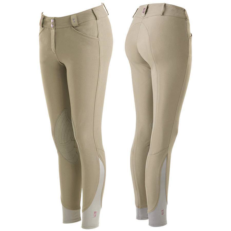 Nuovo Trossostep Symphony Rosa Kneepatch Breech- Tan- Tan- Tan- Various Sizes 158bdf