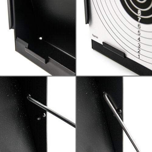 Metal Pellet Traps 100 pcs Shooting Targets Cardboard for Airgun BB Gun Hunting