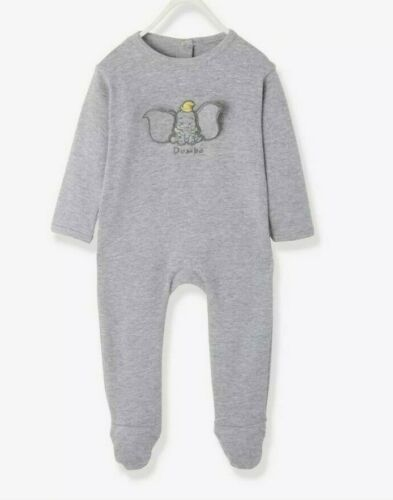 Disney baby Dumbo tout en un Garçons sommeil costumes Ange Nightwear