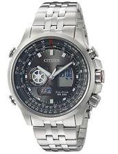 Citizen Promaster Sky World Time Chronograph Pilot's Watch JZ1060-76E