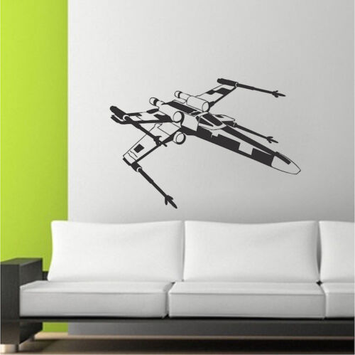X Wing Star Wars Wall Decals g72 Star Wars Wall Vinyl Rebellion Wall Stickers
